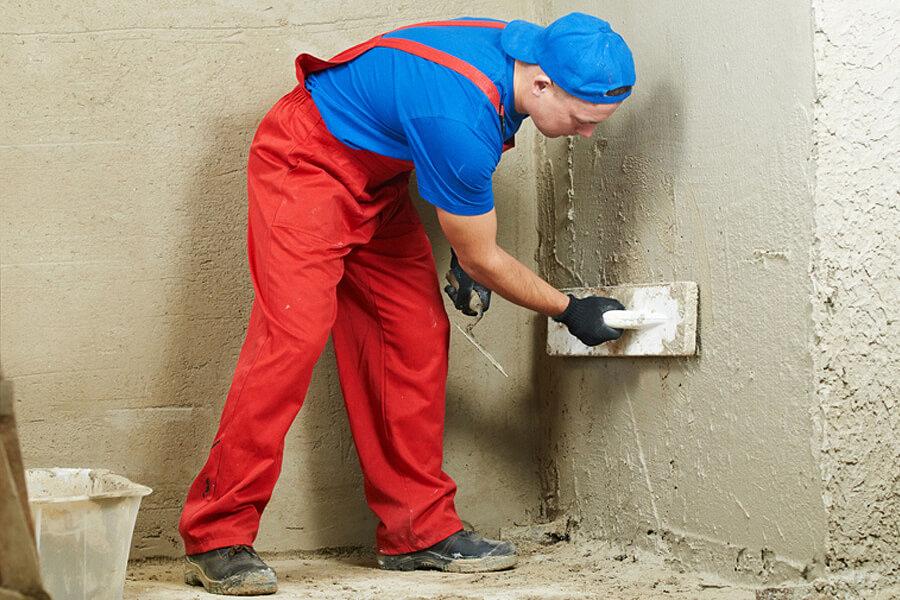 Контроль рабочих делающих ремонт